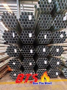 ống thép mạ kẽm