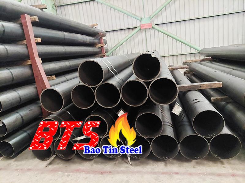 Ống thép đen tiêu chuẩn ASTM A53/A106