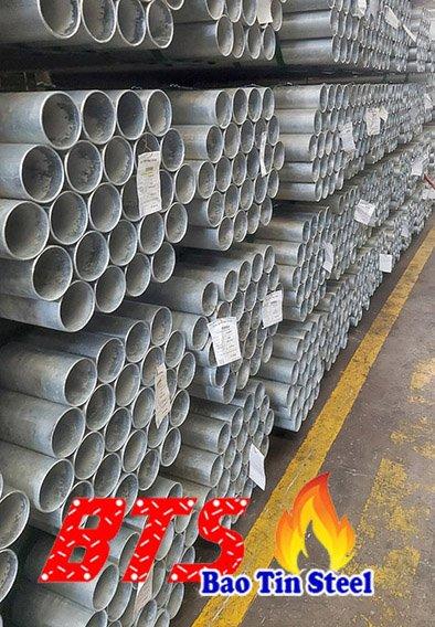 giá thép ống mới nhất hôm nay